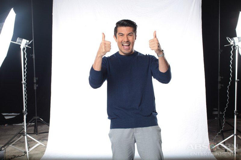PHOTOS: The country's premier host Luis Manzano sa pagbabalik ng Minute To Win It