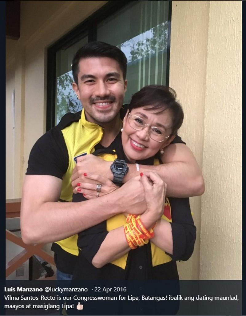 TINGNAN: Mga larawan ni Luis Manzano kasama ang number 1 na babae sa kanyang puso!