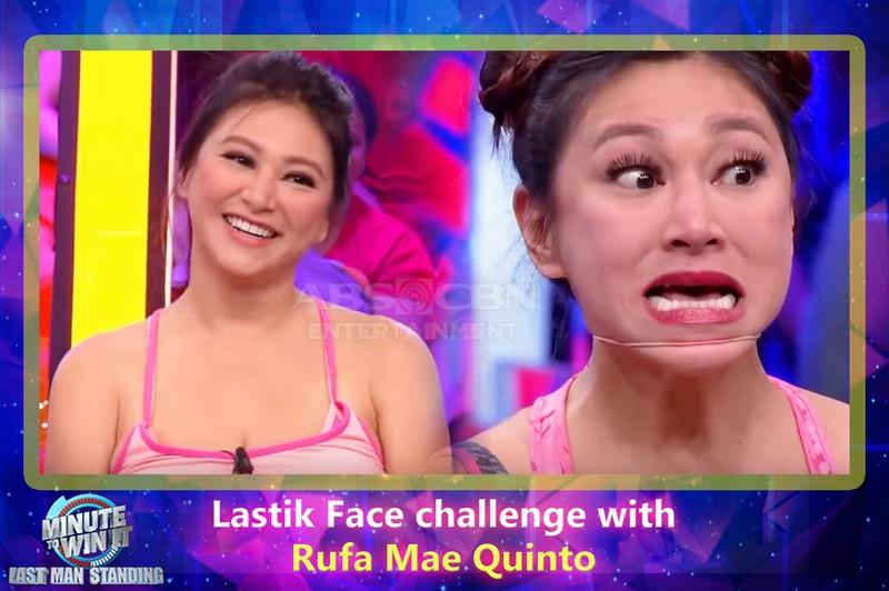 LOL! Balikan ang ilang wacky faces ng Kapamilya stars na mami-miss ninyo sa Minute To Win It!
