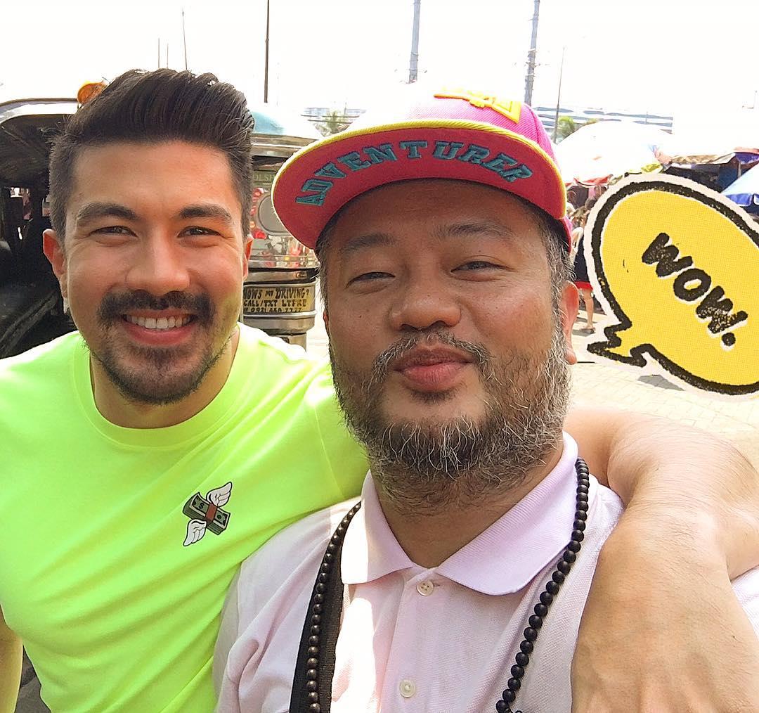 PHOTOS: Luis Manzano spreads good vibes in 2017 Summer SID