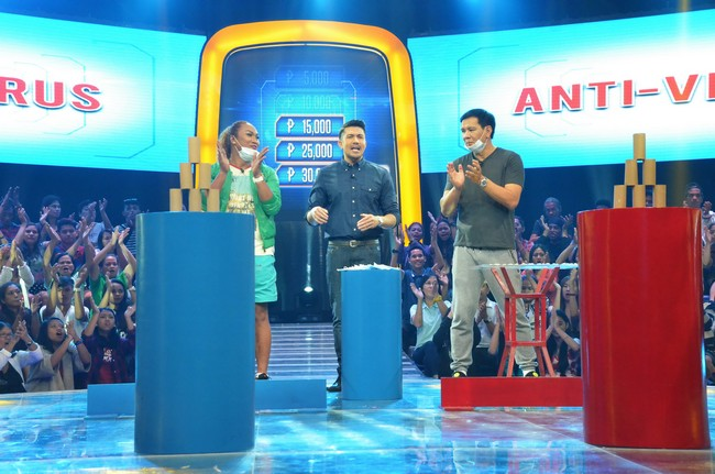 PHOTOS: Minute To Win It Last Man Standing Episode 2