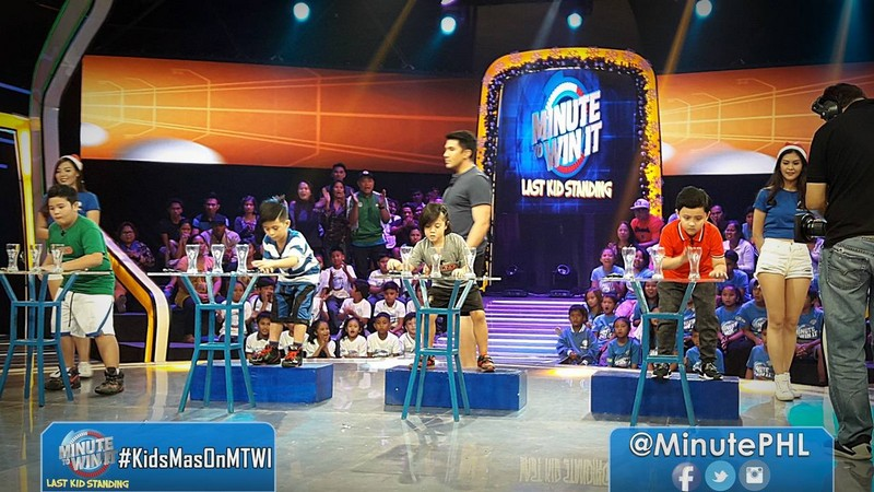 PHOTOS: Minute To Win It Last Kid Standing