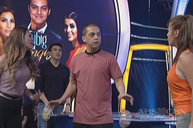 MJ Lastimosa, Valerie Concepcion at Archie Alemania, gumanap sa MTWI presents Tubig at Bangis