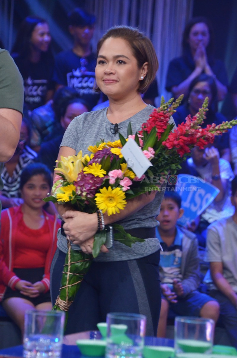 MINUTE TO WIN IT PHOTOS: #MTWIJuskoDay with Judy Ann, Yam, Bayani, Elisse and McCoy