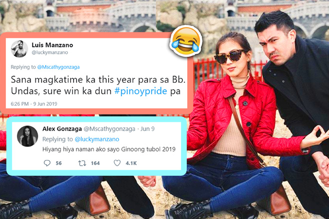 43 Funniest 'hiritan' of Luis Manzano and Alex Gonzaga that will make you LOL!