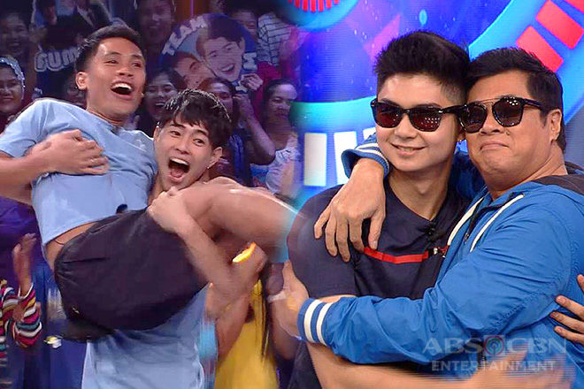 PHOTOS: Mga kaganapan sa Minute To Win It Last Tandem Standing!