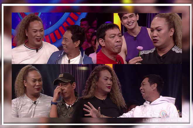 Laugh like crazy with Negi and Long Mejia's funniest moments on Minute to Win It
