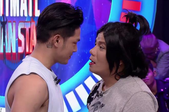 """Minute To Win It: Sino ang huling sinabihan ni Ion ng """"I love you""""?"""