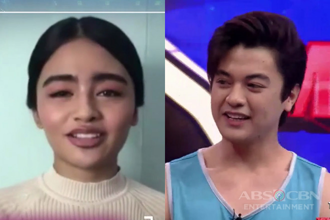 Minute To Win It: CK, na-inspire sa mensahe ni Vivoree