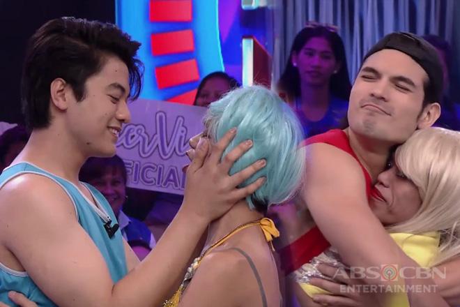 """Minute To Win It: Ang iba't ibang paraan sa pagsabi ng """"I love you"""""""