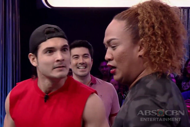 Minute To Win It: Luis, sinubukan ang intense acting ni Josh Colet kasama si Negi