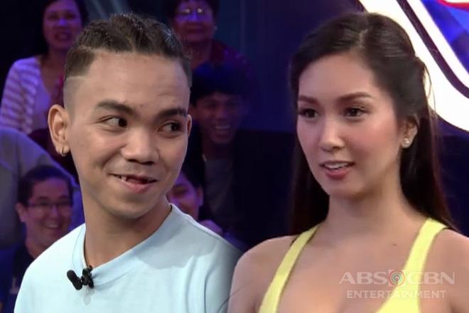 Minute To Win It: Roxanne, umakyat ng ligaw sa Kapamilya player na si John